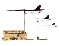 Veleta de alta sensibilidad WINDEX para mastil - La veleta Windex está especialmente diseñada para fijarse en el mástil de la embarcación. Presenta un cojinete de zafiro de alta sensibilidad e indicadores de referencia ajustables.