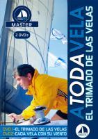 """A Toda Vela Master - El trimado de las velas DVD Doble - OFERTA DE LANZAMIENTO .   Este primer capítulo """"El Trimado de las Velas"""", nos descubrirá los secretos del correcto trimado de las velas y como utilizarlas en función del viento y del oleaje..."""
