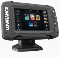 Lowrance Elite-5 Ti GPS/Plotter/Sonda con Wifi - El Lowrance® Elite-5Ti es fatómetro/chartplotter con pantalla táctil que une funciones de alta gama y con un potente rendimiento, todo a un precio asequible.