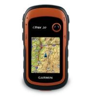 GPS Garmin eTrex 20 - Dispositivo de mano asequible con funciones mejoradas.   Mapa base mundial con relieve sombreado; compatible con mapas TOPO, BlueChart g2® y City Navigator NT®; receptor GPS de alta sensibilidad; pantalla en color; ranura para tarjeta microSD™; autonomía de la batería de 25 horas; geocaching