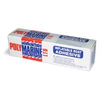 Adhesivo Polymarine para Hypalon 70ml - Durante más de 30 años, POLYMARINE se ha mantenido como líder en el suministro de componentes, piezas de recambios, cuidados y reparaciones de neumáticas..   Su completa gama de productos ha sido desarrollada para ofrecer excelentes rendimientos en condiciones marinas con resultados duraderos.