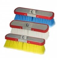 Cepillo Alta calidad  para Embarcaciones, con 3 tipos de Fibras - Cepillos de alta calidad de poilipropileno ligero, con 3 tipos de fibras, según sus necesidades.