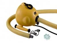 Hinchador Electrico Bravo OV6 - 230V - Hinchador eléctrico a 230 V.   Para inflado y desinflado rápido. Equipado con adaptadores para las válvulas más comunes.