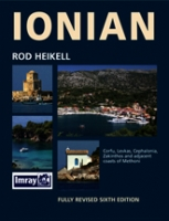 Ionian. Corfu, Levkas, Cephalonia, Zakinthos and the coast to Finakounda  - Rod Heikell