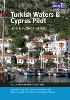 Turkish Waters & Cyprus Pilot  - Rod Heikell - Turkish Waters and Cyprus Pilot.   Rod and Lucinda Heikell.   This guide covers the coast of Turkey from the Bosphorus to the Syrian border and Cyprus. There is also a chapter on the Black Sea coast.