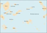 Carta Náutica Imray G34 - Southeastern Cyclades