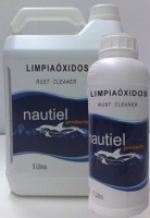 Limpiaoxidos Nautiel. Desoxidante náutico - Indispensable a bordo por sus múltiples aplicaciones, desoxida sin deteriorar, desengrasa y descalcifica...