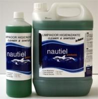 Limpiador Higienizante con Bio alcohol - Formulado especialmente para limpiar y desinfectar en una sola operación cualquier superficie donde se requiera una higiene profunda.