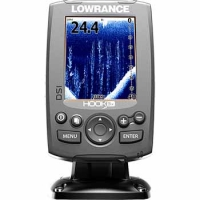 Sonda Lowrance Hook-3x DSI Color - El Lowrance® HOOK-3x DSI es un fatómetro que brinda características de probada eficacia con una gran relación calidad-precio sin renunciar a la calidad que los pescadores esperan de Lowrance...
