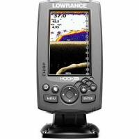 Sonda Color Lowrance Hook-4x - El Lowrance® HOOK-4x es un fatómetro que brinda características de probada eficacia con una gran relación calidad-precio sin renunciar a la calidad que los pescadores esperan de Lowrance.