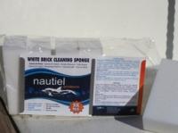 Esponjas de limpieza White Brick - Pack 10 Unidades.