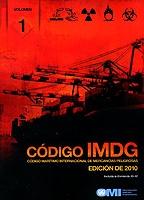 IMDG Codigo Marítimo Internacional de Mercancías Peligrosas. Edicion 2010 - incluye Enmienda 35-10 - Código Marítimo Internacional de Mercancías Peligrosas.    Edición Refundida de 2010 – Incluye Enmienda 35-10.