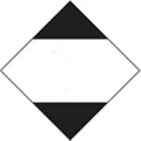 Etiqueta de Señalización IMDG Clase LQ: Limited quantity - EEtiqueta de señalización para mercancias peligrosas..   Material vinilo Autoadhesivas de 300x300 mm para contenedores