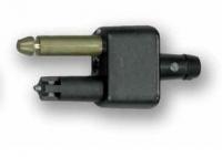Conector Manguera Macho Mercury - Mariner - Conector Macho para línea de carburante.   Válido para motores Mercury y Mariner