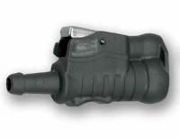Conector Hembra, Mercury - Mariner - Toma de Carburante Hembra para deposito.   Válido para motores Mercury y Mariner