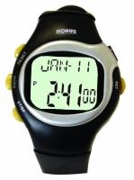 Pulsometro Konus KARDIO-5 - Compara las calorías quemadas con la media de las pulsaciones y el tiempo transcurrido, para obtener la intensidad del ejercicio.