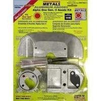 Kit Anodos de Aluminio Mercury-Mercruiser Alpha One GEN II