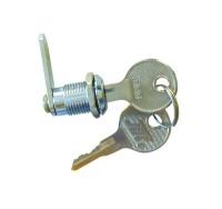 Cerradura para tambucho, Ø 12 mm - Cierre de tambucho, de 12 mm de diámetro, con apertura mediante giro.