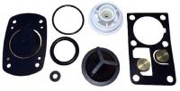 Kit de mantenimiento para inodoros manuales - Kit de revisión para los inodoros manuales..   Se adapta a los modelos LT-0 y LT-1.    Incluye partes: 16, 18, 21, 22, 25, 30, 33