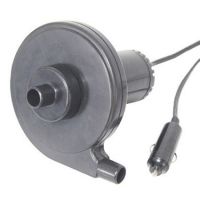 "Hinchador Electrico ""Sea Pump"" 12V, 40 mbar, 40l/min - Una bomba de doble acción para inflar o desinflar objetos hinchables."