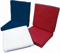 Cojines de cubierta con flotabilidad - Unos cojines rellenos de espuma de polietileno. Su fltabilidad permite que sean arrojados al agua en caso de emergencia como hombre al agua.