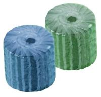 Pastillas desinfectantes para 'DSRU' - 2 Pastillas desinfectantes, una 'Marina' (azul) y otra 'Pino' (verde), para unidad sanitario'DSRU'