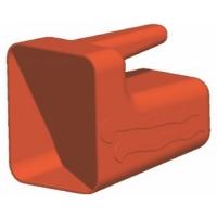 Achicador 2.5lt. - Achicador de material plástico color naranja, 2.5lt..   Para uso en pequeñas embarcaciones..   Medidas: 158x128x215mm