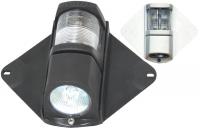 Combinacion Luz de Tope y Cubierta - Fabricado en plastico ABS con proteccion UV, combina una luz de tope y una potente luz de cubierta...