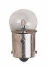 Bombilla para Luces de navegacion 12V / 10W - Bombilla  para luces de navegación 12V / 10W, para embarcaciones de eslora inferior a 12 m..   Potencia : 10 W..   BA15S, C2R, blanco.   Servida por unidad