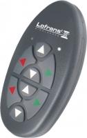 Control Remoto Radio control, para Molinetes Lofrans - El control remoto por radio Lofrans  está diseñado para trabajar con nuestra gama de molinetes. .   El mando a distancia también se puede utilizar para operar a bordo de otro equipo, como propulsores, pasarelas, grúas, etc.