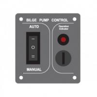 Panel de Control para bombas de Agua - Los Interruptores para Bombas le permiten operar su bomba de forma automática y manual. Son resistentes al agua.