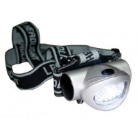 Sea Power Linterna Frontal manos libres 8 LED - Sea Power Linterna Frontal Manos Libres 8 LED
