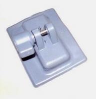 Gozne de cubierta para neumaticas - Accesorios para toldillos.   Gozne de cubierta para instalar toldillos en neumáticas.