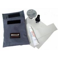 Kit de reparacion para neumaticas - El kit se compone de:.   · Pegamenta para PVC.   · Valvula de inflado.   · Adaptador de inflado.   · PVC Material - 3 piezas