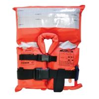 Chaleco salvavidas avanzado SOLAS Infantil / Bebe- (Código IDS) 2010 - Por primera vez, las regulaciones exigen la instigación de chalecos salvavidas para bebé a bordo de los buques comunitarios.