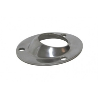 Base Redonda Inox 316 Inclinacion 60°
