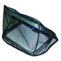 Pantalla contra insectos para tambuchos - Permite tener abierto el tambucho sin la entrada de mosquitos y otros insectos.