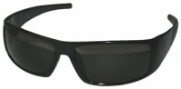 Gafas de sol TR90 polarizadas 1.00mm negro - Gafas de sol TR90.   Estas nuevas gafas de sol son el fruto de varios años de experiencia en este sector. El material TR90 usado en la montura de las gafas hace que estos sean fuertes, que puedan soportar grandes variaciones de temperatura y un uso mas duro. Las lentes son polarizadas. Su cómodo diseño y altas especificaciones las hacen ideal para uso deportivo.
