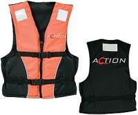 Chaleco Action 50N, CE ISO 12402-5 para Vela Ligera - La ayuda de flotación Action tiene un diseñado mejorado permitiendo un mejor ajuste al usuario.