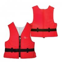 Chaleco Ayuda a la Flotabilidad Fit & Float 40/55N - Homologado ISO 12402-5.   Disponible en color rojo.   Colores bajo pedido, sujetos a cantidad minima: Azul , amarillo y negro