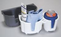 Organizador y Posavasos 'Store-All' - Este organizador es ideal para la estiba de pequeños objetos a bordo...