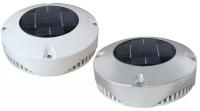 Ventilador Solar de cabina recargable