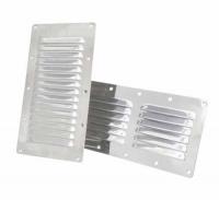 Rejilla de Ventilacion Inox - Rejilla de Ventilacion fabricada en acero inoxidable