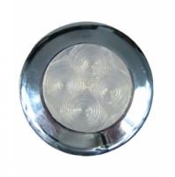 Luces LED para Interior o Exterior con marco cromado