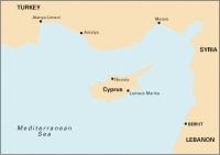 Carta Náutica Imray M21 - Eastern Mediterranean