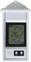 Termometro Exterior Digital Maxima / Minima - Termómetro digital interior exterior con memoria de máxima y mínima.