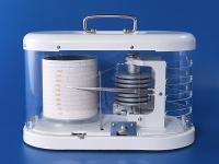 Barógrafo Marino FISCHER 955-1055mb anti sacudidas - Registrador de la Presión atmosférica de alta precisión, con sistema amortiguador de sacudidas del buque incorporado.