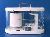 Higrógrafo FISCHER 0-100% hr - Registrador de la humedad relativa del aire.
