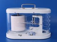 Termógrafo FISCHER -15+65º - Registrador de la temperatura del aire.