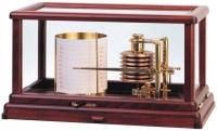 Barógrafo Aneroide FISCHER 955-1055 hPa Quartz - Registrador de la Presión atmosférica con sector de medición fijo